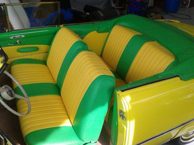 car and truck upholstery